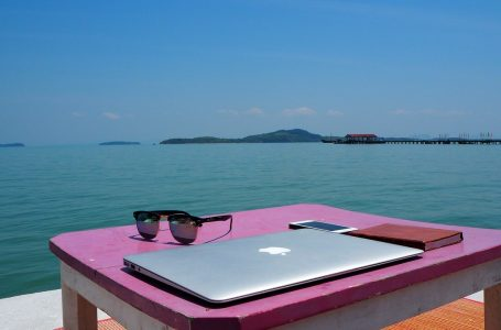 De digital nomad staat voor avontuur en vrijheid!