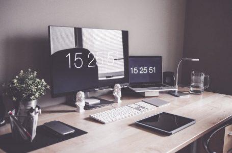 Zo houd je jouw werkplek netjes en georganiseerd