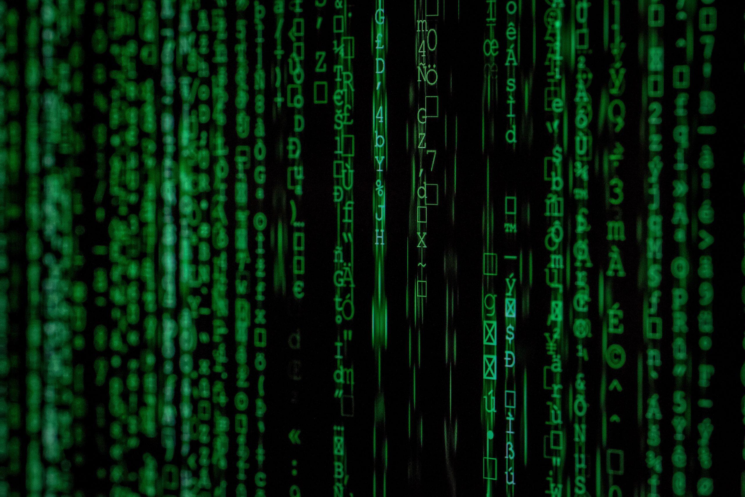 Films met ouderwetse computers