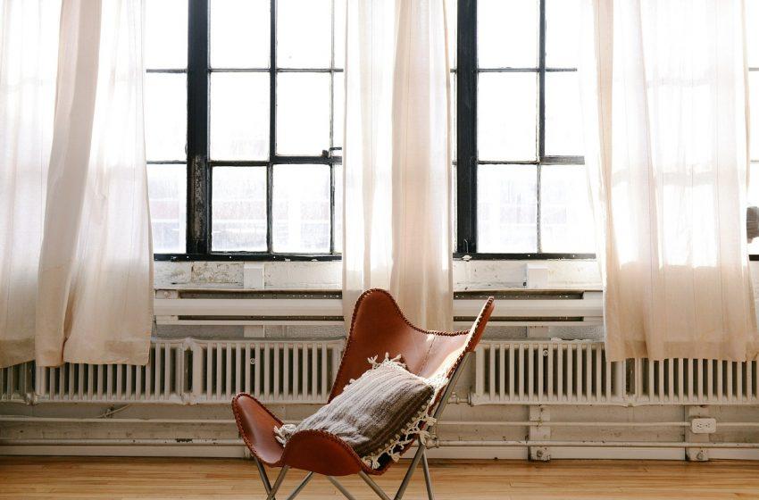 Raamdecoratie voor in je woonkamer